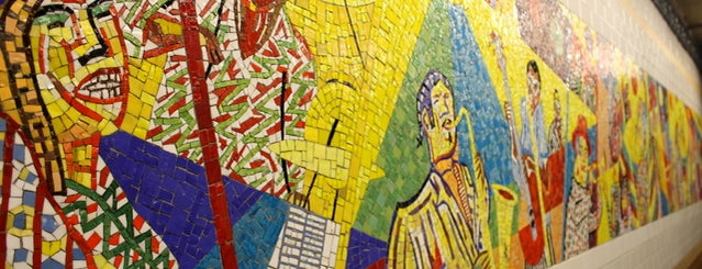MTA Bus - M15 Select Bus Service - 116th Street is one of Subway Art in NYC.