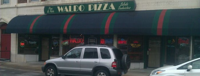 Waldo Pizza is one of Best Beer Bars in KC.