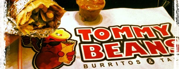 Tommy Beans is one of Ticket Restaurant.