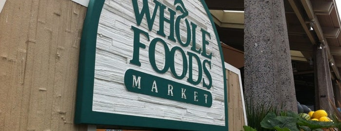 Whole Foods Market is one of Vegan <3.