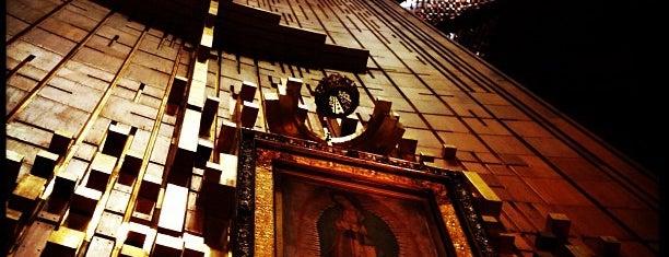 Basílica de Santa María de Guadalupe is one of Ciudad de México, Mexico City on #4sqCities.