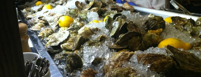 Island Creek Oyster Bar is one of Boston Bucket List.