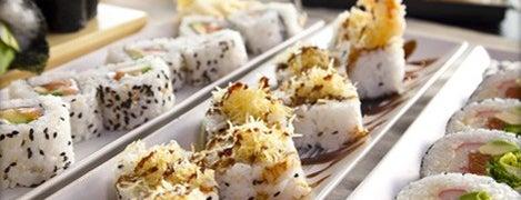 Itouke Japanese Restaurant is one of Sushi Love.