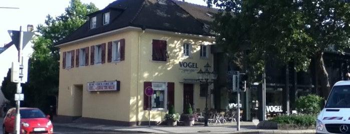 Vogelbräu Ettlingen is one of Top 10 Kneipen Ettlingen/KA/PF.