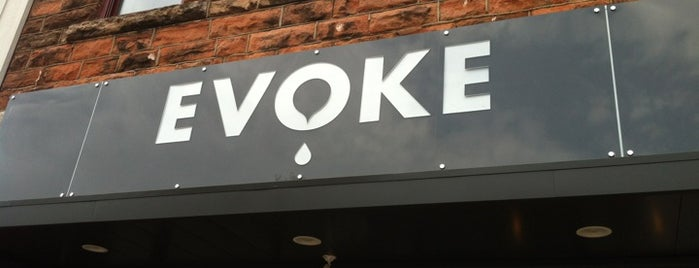 Cafe Evoke is one of World Coffee Places.