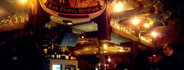 Les BerThoM is one of Bars & Nightclubs #Strasbourg.