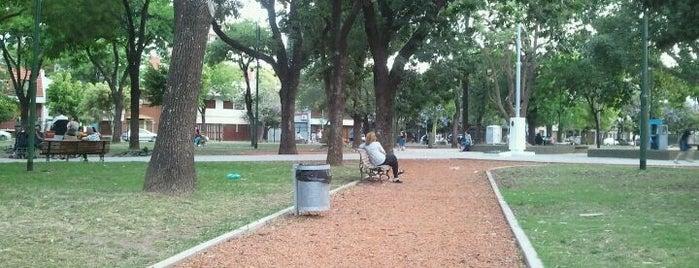 Plaza Martín Rodriguez is one of Pcia de Buenos Aires 2.