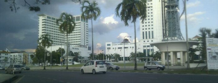 Town Square Phase 1 (Dataran Sibu Fasa 1) is one of Best places in Sibu, Malaysia.