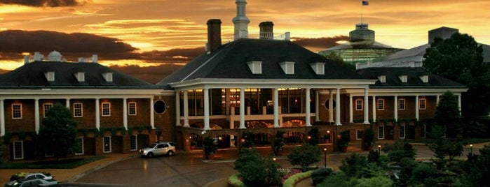 Gaylord Opryland Resort and Convention Center is one of To Do: Nashville.