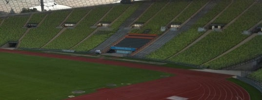 Olympiastadion is one of Best Stadiums.