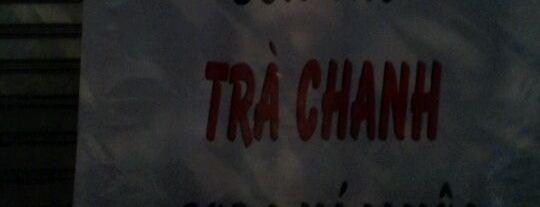 Trà Chanh Trọng bò is one of Văn Hóa TC Hà Nội.