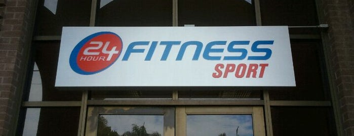 24 Hour Fitness is one of All-time favorites in United States.