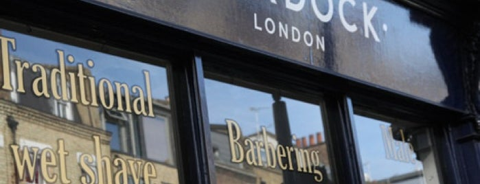 Murdock Barbers is one of Movember! Hows it MO-ing?.