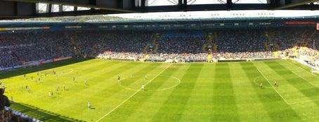 SchücoArena is one of Stadiums.