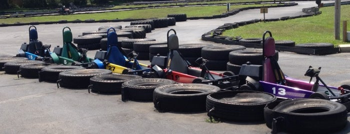 Crofton Go Kart Raceway is one of Family trips.