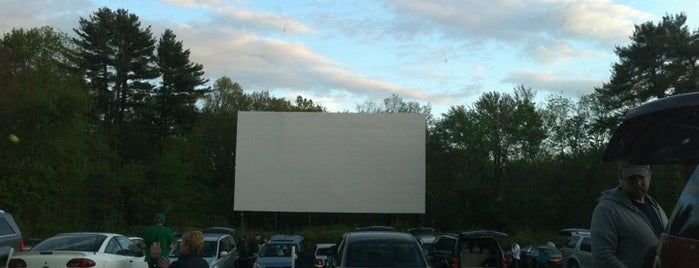 Mendon Drive-In is one of ** my list **.