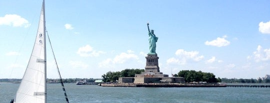 Staten Island Ferry - Whitehall Terminal is one of Free Things to Do in New York.