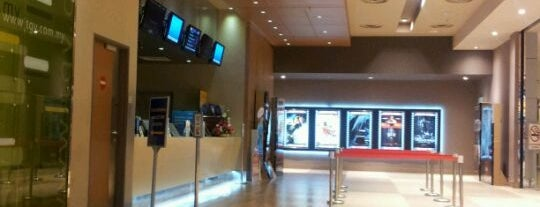 TGV Cinemas is one of TGV Cinemas.