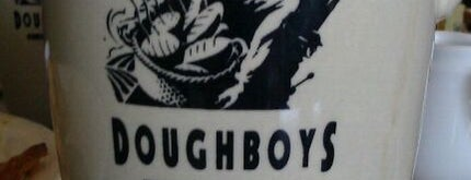 Doughboys Cafe & Bakery is one of Los Angeles by an LA Local.