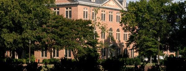 James Blair Hall is one of Academic Buildings.