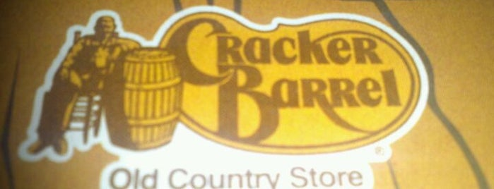 Cracker Barrel Old Country Store is one of Mine.