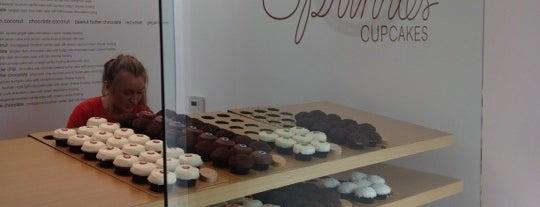 Sprinkles Cupcakes is one of Mis lugares más queridos !.