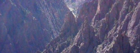 Black Canyon Of The Gunnison National Park is one of Best Places to Check out in United States Pt 2.