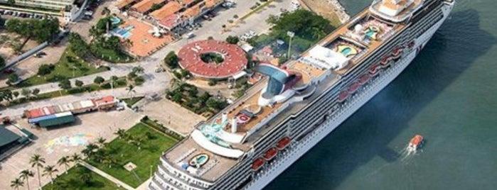 Terminal Marítima Puerto Vallarta is one of Instalaciones / Venues.