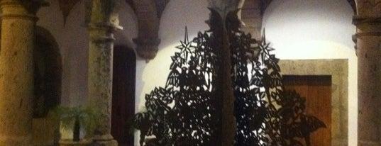Ex Convento del Carmen is one of Museos, Galerias y sitios Historicos de Gdl.