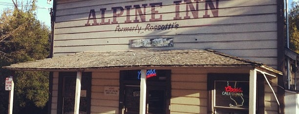 Alpine Inn is one of Things to do at Apple.