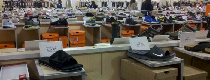 DSW Designer Shoe Warehouse is one of Top 10 favorites places in Chicago, IL.