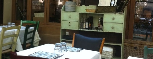 La Pariolina is one of Best NightClubs & Restaurants in Rome by trAmp.it.