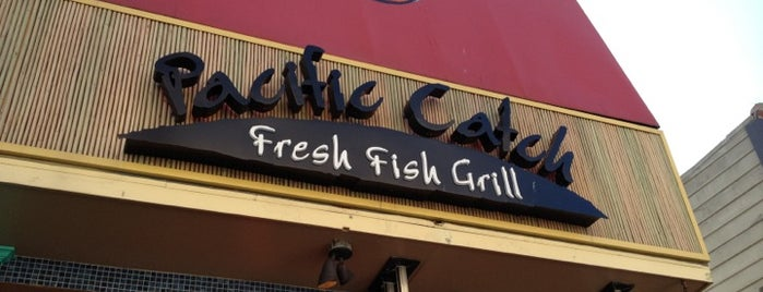 Pacific Catch is one of San Francisco Favorites.