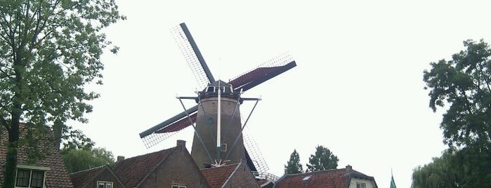 Molen De Windotter is one of Dutch Mills - North 1/2.