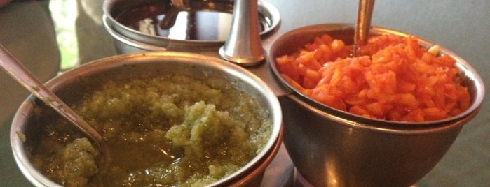 Pintu's Indian Palace is one of 20 favorite restaurants.