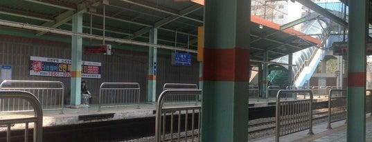 월계역 (Wolgye Stn.) is one of Subway Stations in Seoul(line1~4 & DX).