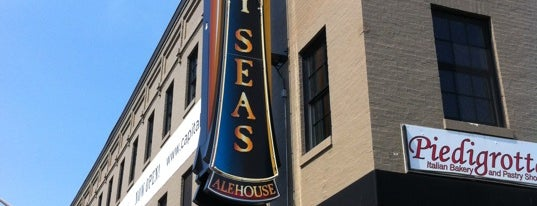 Heavy Seas Alehouse is one of B-more.