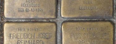 Stolpersteine Familie Reinhard is one of Stolpersteine in Frankenthal (Pfalz).