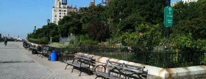 Carl Schurz Park is one of Favorite FREE NYC Outdoors.