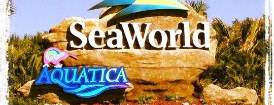 SeaWorld San Antonio is one of Venue.
