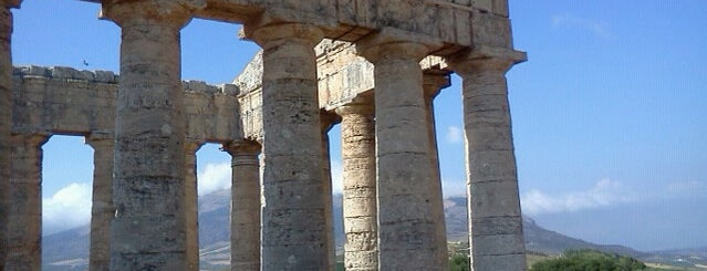 Area Archeologica di Segesta is one of Sicily: The most beautiful places to see and enjoy.