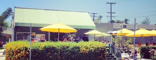 Lemonade Beverly is one of Top 50 restaurants in LA.