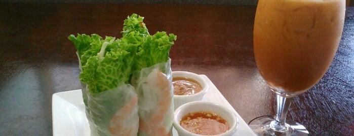 Delis cafes and eateries for Arlington thai cuisine