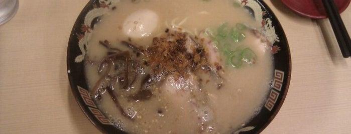 鹿児島ラーメン豚とろ 天文館本店 is one of ラーメン!拉麺!RAMEN!.