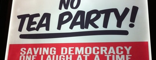 HA! Comedy Club is one of #MayorTunde's Past and Present Mayorships.