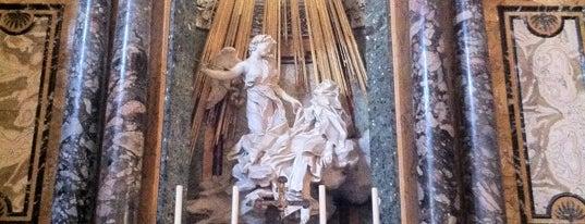 Chiesa di Santa Maria della Vittoria is one of Unsere TOP Empfehlungen für Rom.