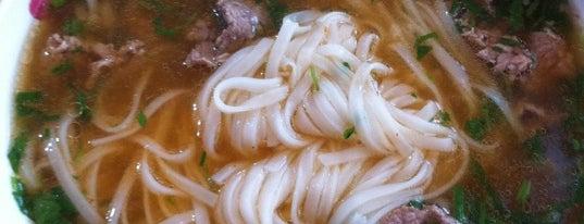 Pho Vietnam Tuan & Lan is one of Vinohrady - kde jíst a pít.