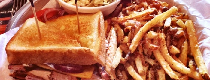 Delano Barbeque Company is one of 40 Under 40 class of 2013 favorite lunch spots.