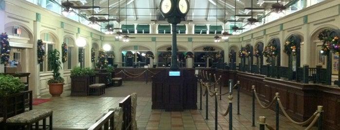 Custom House is one of Disney Adventure.