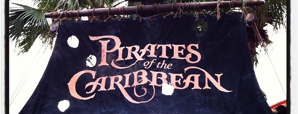 Pirates of the Caribbean is one of Florida Trip '12.